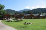 Camping und Hüttendorf Mooswirt